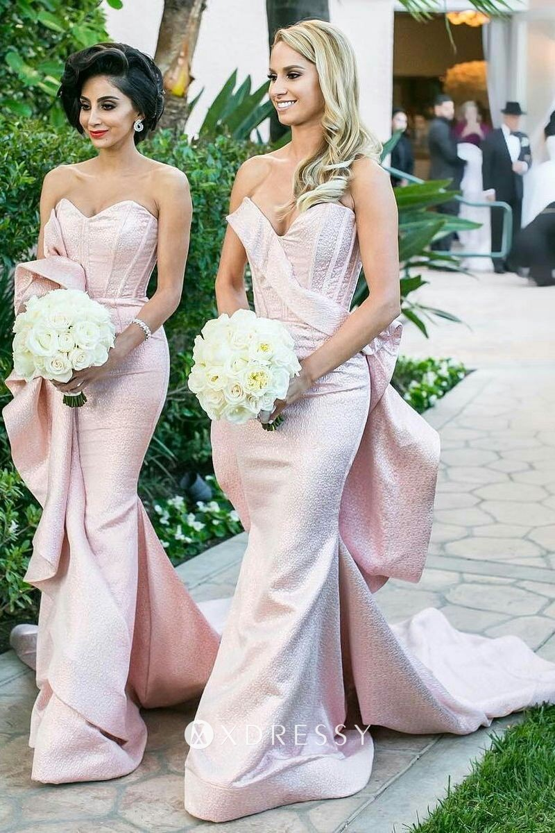 2018 Burgundy/Maroon Bridesmaid Dresses, Different Style
